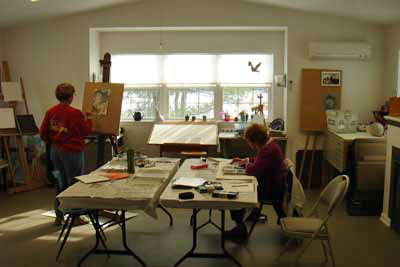 SDSiegel Art Studio 2